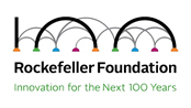 logo of The Rockefeller Foundation